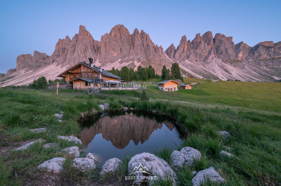 Italien: Dolomiten im Sommer